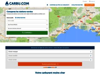 Carbeo : comparer les prix du carburant dans votre ville !