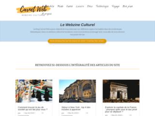 Détails : Carnet Web