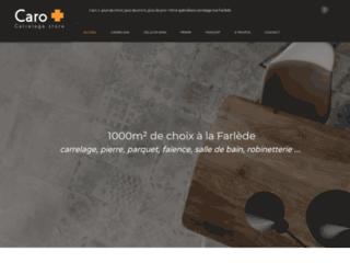 Détails : Caro + : carrelage de salle de bain à Toulon