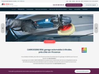 Garage automobile à Vitrolles, Aix-en-Provence