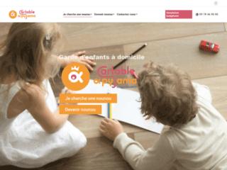 Détails : Service de nounous pour les parents