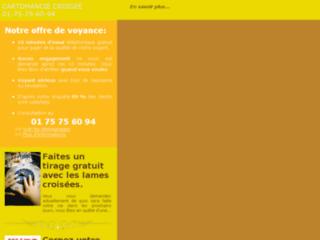 Cartomanciecroisee.info : la voyance par le tarot