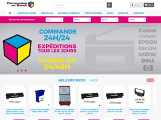 Détails : cartouches-en-stock.fr
