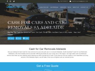 Old Car Removals Adelaide - Cashforcarsa