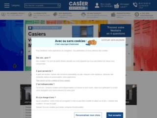 Casiervestiaire.fr : L'expert des Casiers Vestiaires & vestiaires en Direct des fabricants