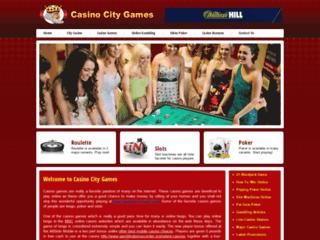 Casino City Games