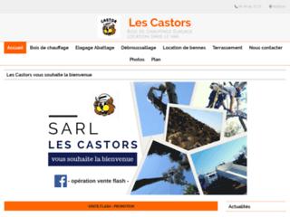 Détails : Les Castors
