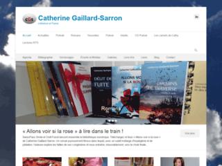 Catherine Gaillard-Sarron
