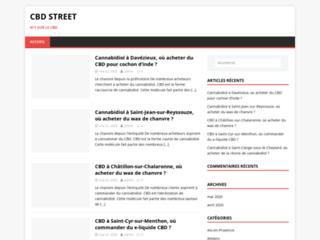 Les magasins physiques et sites e-commerce de vente de CBD en France