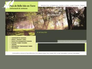 Belle isle en Terre - office de tourisme