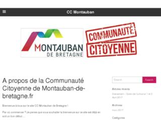 Communauté de Commune de Montauban de bretagne