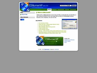 CDBurnerXP: Software di masterizzazione CD e DVD Gratis (free)
