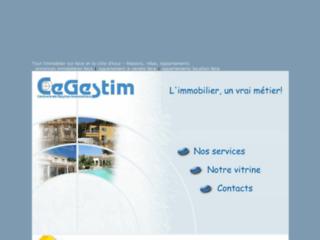Cegestim - Agence Immobilières à Nice