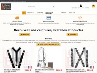 Aperçu du site Ceinture-Et-Bretelles.fr
