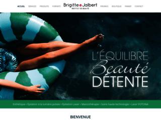 Centre santé beauté Brigitte Jalbert sur http://www.centresantebeaute.com