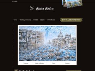 Cecilia Cerboni Arte - Home