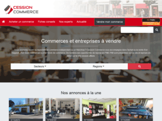 CESSION COMMERCE