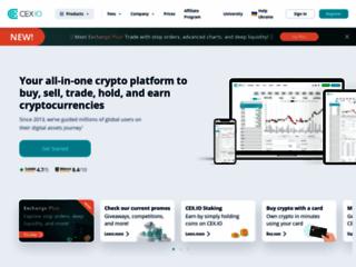 cex.io - Piattaforma di Mining e Trading Bitcoin, Litecoin e monete virtuali
