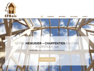 CF Bois Charpente Menuiserie