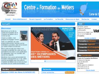 Centre de Formation des Métiers - Corse du Sud