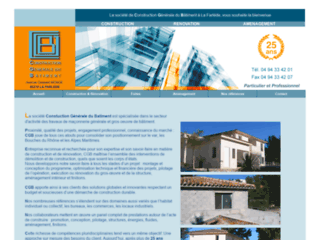 Détails : Construction Générale du Bâtiment