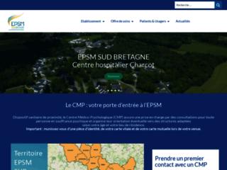 Centre hospitalier Charcot - Etablissement de santé mentale