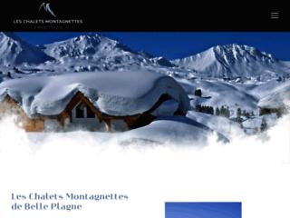 Chalets Montagnettes - Belle Plagne