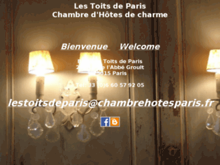 Week-end en Chambre d'hotes de charme a Paris