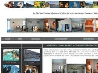 Chambres d'hôte écologiques du Fief des Plantes. Week-end atypique et bien être en Charente-Maritimes