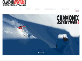 Week end Ski Randonnée et montagne en Haute- Savoie avec des Guides  de haute montagne :Chamonix Aventure