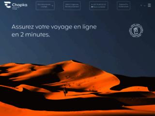 Détails : assurance voyage