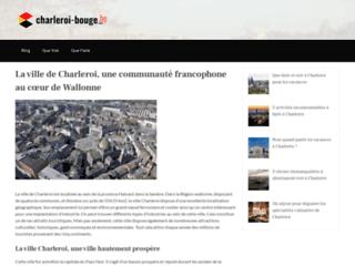 Détails : Charleroi bouge
