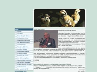 Fédération départementale des chasseurs de la Corse du Sud