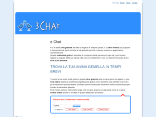 e Chat - chat.3chat.org
