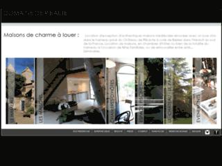 http://www.chateau-de-ribaute.com/