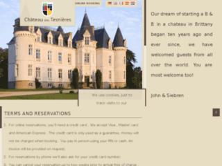 Hôtel Château des Tesnières