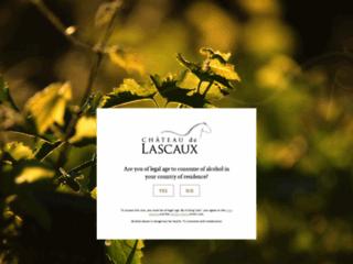 http://www.chateau-lascaux.com/