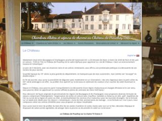 week end au Château de Prauthoy - Chambres d'hôtes et séjours de charme en Haute Marne