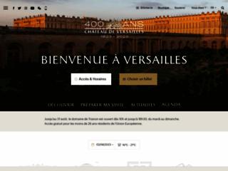Château de Versailles  Site officiel