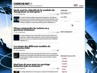 Aperçu du site Cherchenet