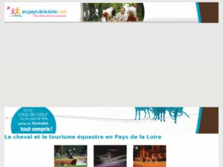 Idée week-end : Equitation et tourisme équestre en Pays de la Loire