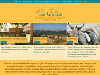 Week-end à cheval en haute-provence avec soirée en bergerie