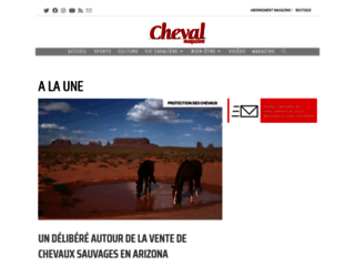 CHEVAL MAG