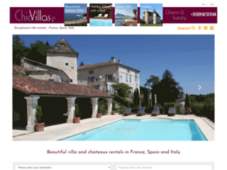 Location de villas en France
