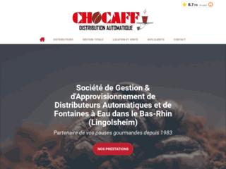 Chocaff - Distributeurs automatiques