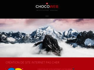 Détails : Chocoweb: design web à prix abordable