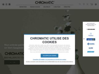 Détails : Chromatic Store