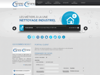 Chrono Angers Nettoyage - Service de Nettoyage