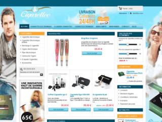 Détails : Cigarette électronique cigarettec