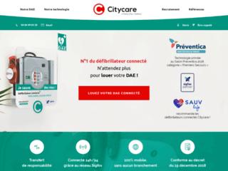 citycare-defibrillateur